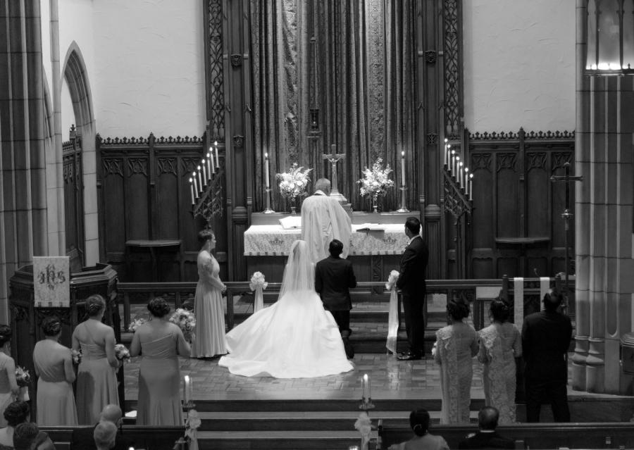 8Bethlehem-Lutheran-Wedding-Richmond-Virginia-Belle-Eve-Photography