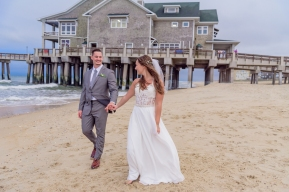 Teal_and_Grey_Wedding_Jennettes_Pier_Nags_Head_North_Carolina_Belle_Eve_Photography-166