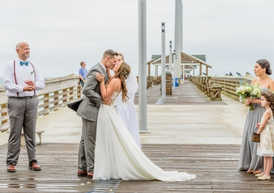Teal_and_Grey_Wedding_Jennettes_Pier_Nags_Head_North_Carolina_Belle_Eve_Photography-355