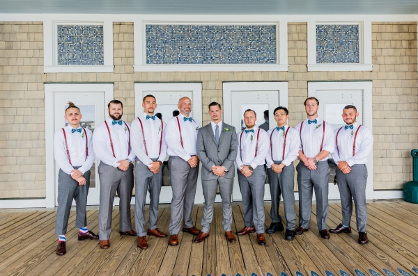 Teal_and_Grey_Wedding_Jennettes_Pier_Nags_Head_North_Carolina_Belle_Eve_Photography-6